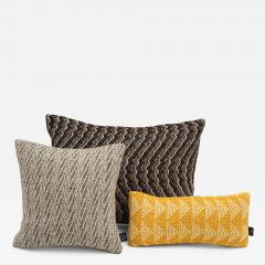 Handloomed Occasional Pillows by Gregory Powell Textiles - 1434013