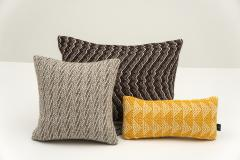 Handloomed Occasional Pillows by Gregory Powell Textiles - 620757
