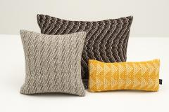 Handloomed Occasional Pillows by Gregory Powell Textiles - 620760