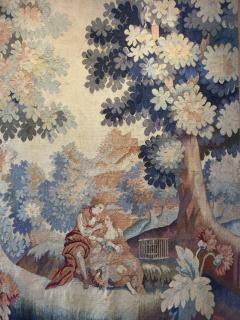 Handmade Antique Flemish Tapestry Wall Hanging 1880 - 1832045