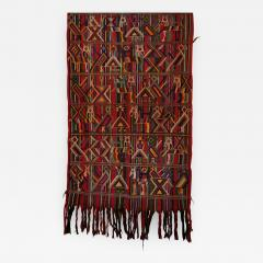 Handmade HUIPIL Textile Guatemalan ca 1950 - 907604