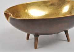 Handmade brass vide poche - 1240572
