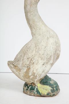 Handsome Cement Goose - 1016026