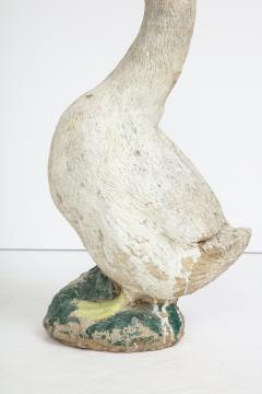 Handsome Cement Goose - 1016027