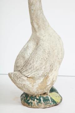 Handsome Cement Goose - 1016030