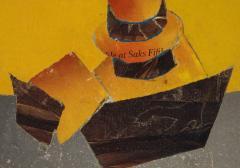 Hank Henry P Virgona Hank Virgona Mixed Media Artwork - 1118297