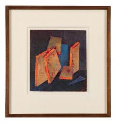 Hank Virgona Hank Virgona Mixed Media Artwork - 1896068