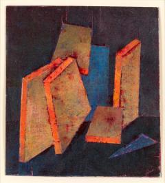 Hank Virgona Hank Virgona Mixed Media Artwork - 1896069