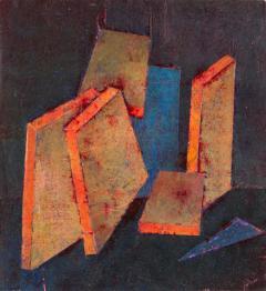 Hank Virgona Hank Virgona Mixed Media Artwork - 1898782