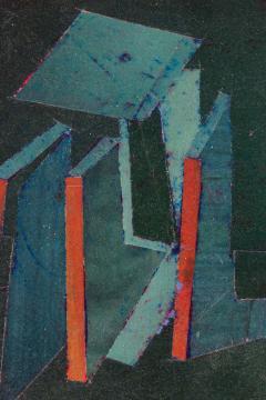 Hank Virgona Mixed Media Artwork - 1256608