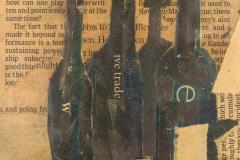 Hank Virgona Mixed Media Artwork USA 2000s - 1295295