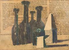 Hank Virgona Mixed Media Artwork USA 2000s - 1295979
