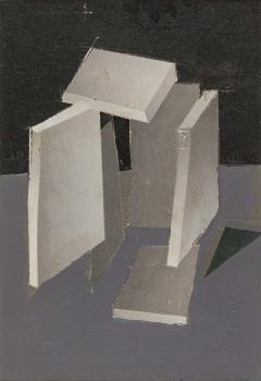 Hank Virgona Mixed Media Artwork USA 2000s - 1295385