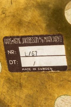 Hans Agne Jakobsson Candlesticks Model L 67 Produced by Hans Agne Jakobsson AB - 1963810