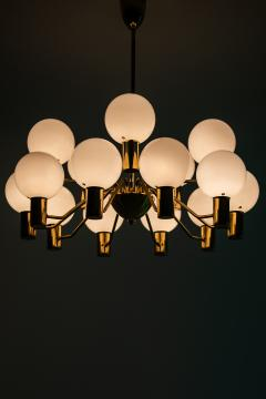 Hans Agne Jakobsson Ceiling Lamp Model T 372 15 Patricia Produced by Hans Agne Jakobsson AB - 1916626