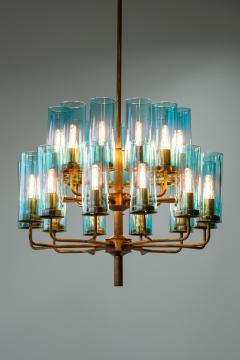 Hans Agne Jakobsson Ceiling Lamp Model T 434 24 Produced by Hans Agne Jakobsson AB - 1977657