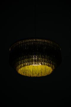 Hans Agne Jakobsson Ceiling Lamp Model T 603 Produced by Hans Agne Jakobsson AB - 1850458