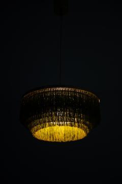 Hans Agne Jakobsson Ceiling Lamp Model T 603 Produced by Hans Agne Jakobsson AB - 1850459