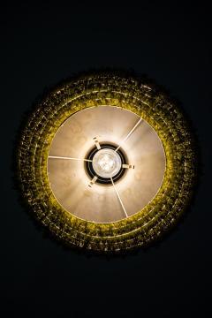Hans Agne Jakobsson Ceiling Lamp Model T 603 Produced by Hans Agne Jakobsson AB - 1850461