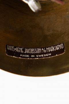 Hans Agne Jakobsson Ceiling Lamp Model T 603 Produced by Hans Agne Jakobsson AB - 1850463