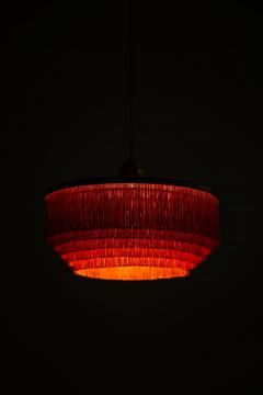 Hans Agne Jakobsson Ceiling Lamp Model T 603 Produced by Hans Agne Jakobsson AB - 1882205