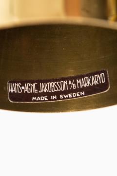 Hans Agne Jakobsson Ceiling Lamp Model T 603 Produced by Hans Agne Jakobsson AB - 1882209