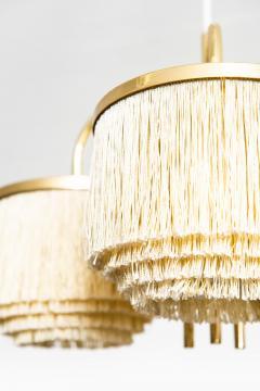 Hans Agne Jakobsson Ceiling Lamp Model T 608 Produced by Hans Agne Jakobsson AB - 1848074