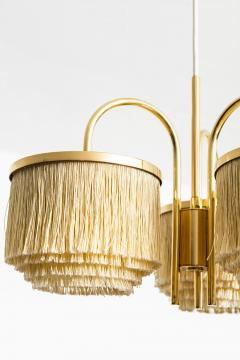 Hans Agne Jakobsson Ceiling Lamp Model T 608 Produced by Hans Agne Jakobsson AB - 1848075