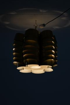 Hans Agne Jakobsson Ceiling Lamps Model TN 42 M Produced by Hans Agne Jakobsson AB - 1886656