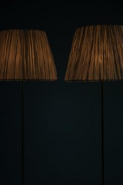 Hans Agne Jakobsson Floor Lamps Model G 93 Produced by Hans Agne Jakobsson AB - 1833988
