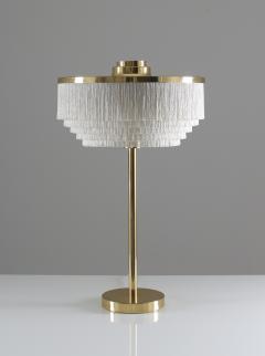 Hans Agne Jakobsson Fringe Table Lamp Model T138 by Hans Agne Jakobsson - 803678