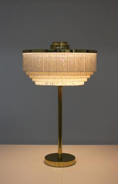 Hans Agne Jakobsson Fringe Table Lamp Model T138 by Hans Agne Jakobsson - 803685