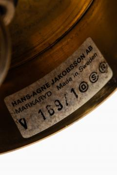 Hans Agne Jakobsson HANS AGNE JAKOBSSON V 169 WALL LAMPS - 982286