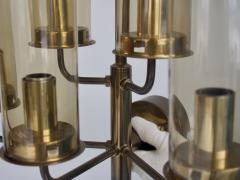 Hans Agne Jakobsson Hans Agne Jakobsson Brass Wall Sconce with Five Lights - 1413036