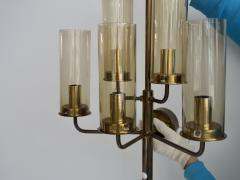 Hans Agne Jakobsson Hans Agne Jakobsson Brass Wall Sconce with Five Lights - 1413037