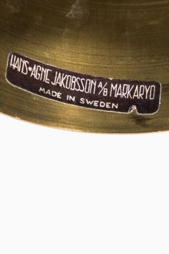 Hans Agne Jakobsson Hans Agne Jakobsson T 603 Ceiling Lamp - 620931