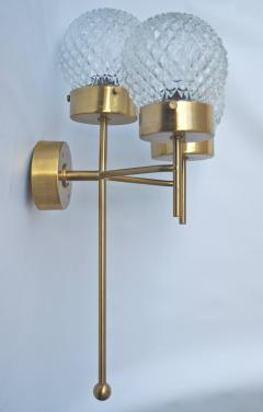 Hans Agne Jakobsson Large and Rare Pair of Wall Lights by Hans Agne Jakobsson - 1089919