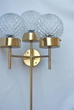 Hans Agne Jakobsson Large and Rare Pair of Wall Lights by Hans Agne Jakobsson - 1089927