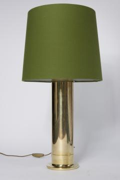 Hans Agne Jakobsson Pair of B132 59 Brass Table Lamps by Hans Agne Jakobsson - 1066313
