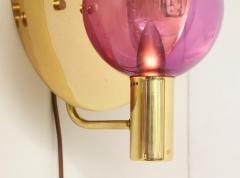 Hans Agne Jakobsson Pair of Wall Sconces V 180 by Hans Agne Jakobsson - 1846475