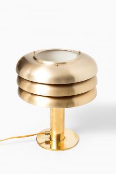 Hans Agne Jakobsson Table Lamp Model B 102 Produced by Hans Agne Jakobsson AB - 1854703