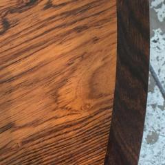 Hans Andersen Impeccable Hans C Andersen Danish Rosewood Round Coffee Table - 920655