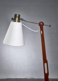 Hans Bergstr m Hans Bergstrom floor lamp for Lyktan Sweden - 1277940