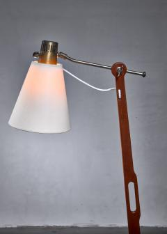 Hans Bergstr m Hans Bergstrom floor lamp for Lyktan Sweden - 1277942