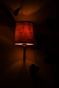Hans Bergstr m Wall Lamp Probably Produced by Atelj Lyktan - 2123135