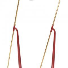 Hans Bergstrom Pair of Floor Lamps by Hans Bergstrom for Atelj Lyktan - 485050