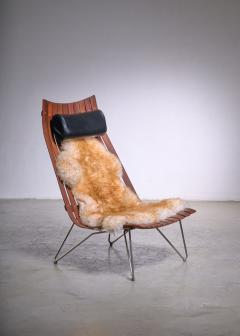 Hans Brattrud Hans Brattrud Scandia lounge chair for Hove Mobler - 1965643