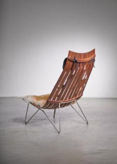 Hans Brattrud Hans Brattrud Scandia lounge chair for Hove Mobler - 1965644