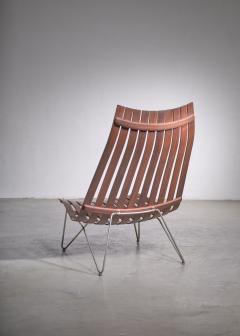 Hans Brattrud Hans Brattrud Scandia lounge chair for Hove Mobler - 1965646