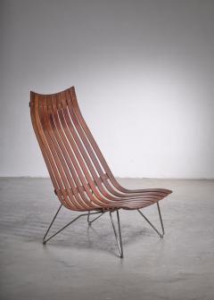 Hans Brattrud Hans Brattrud Scandia lounge chair for Hove Mobler - 1965647